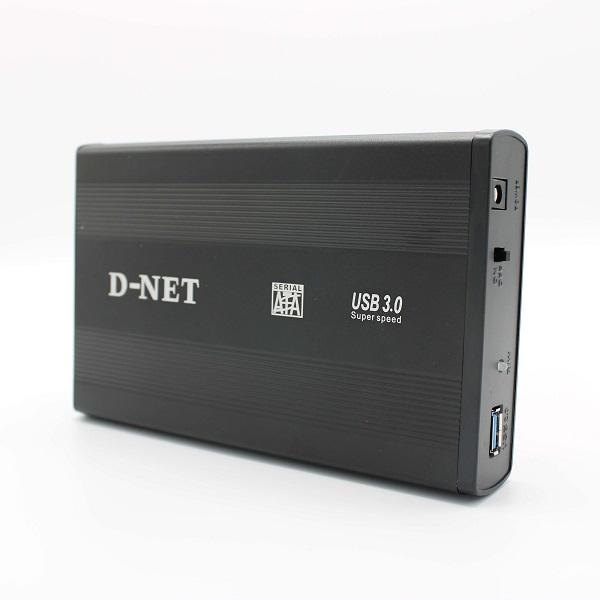 باکس هارد کامپیوتر 3.5 اینچ USB 3.0 دی نت