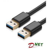 کابل USB به USB ( دو سر نر ) دی نت 5 متری