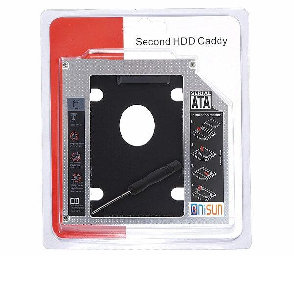 براکت هارد فلزی (کدی ) 9.5mm